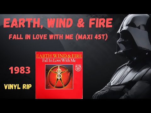 Earth, Wind & Fire – Fall In Love With Me (1983) (Maxi 45T)