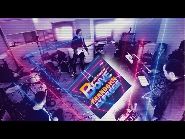 Rennbahn Express (Live in the studio) - Backwood Five (Jazz but funky)