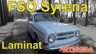 FSO Syrena Laminat - MotoBieda