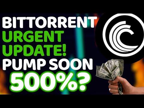 BITTORRENT (BTT) HOLDERS WATCH THIS! | BTT MOON TIME | BTT NEXT PRICE TARGET | C