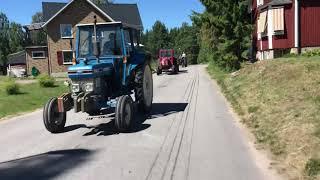 Traktorparad Dala-Floda