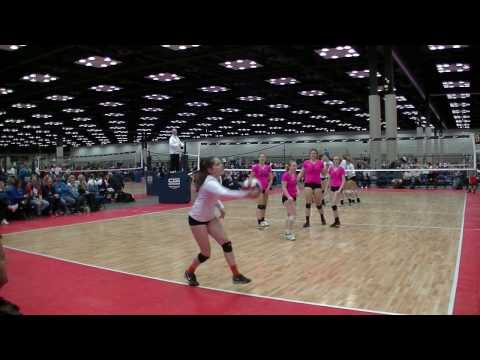 Alison Smith - Pink Jersey #20 Class of 2018