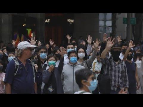 China aprobará una ley de seguridad nacional para Hong Kong, según medios