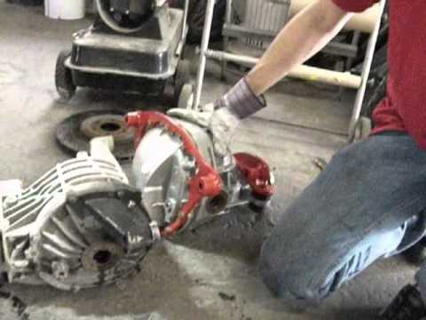 Cadillac Cts V 8 8 Differential Swap From Creative Steel