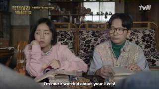 Lee hyeri reply 1988 study english and speaking spain