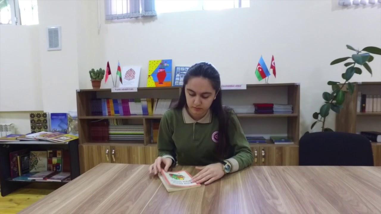 Naxçıvanin Səsi Radiosu - Məktəb illəri: 10 nömrəli tam orta məktəbin müəllimi İmsiyyə Əsgərova