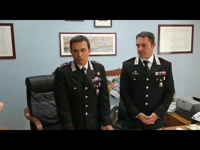 Carabinieri - doppio colpo tra Casal di Principe ed Aversa: tanti arresti