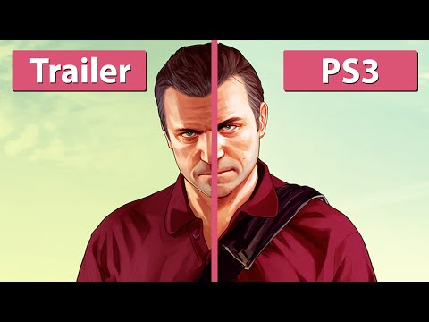 New Trailer vs. Xbox 360 Graphics Comparison