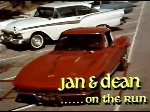 On the Run - Jan & Dean - Unaired Pilot - 1966