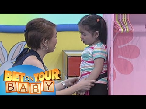 Bet On Your Baby: Baby Dome Challenge With Mommy Hazel And Baby Zia