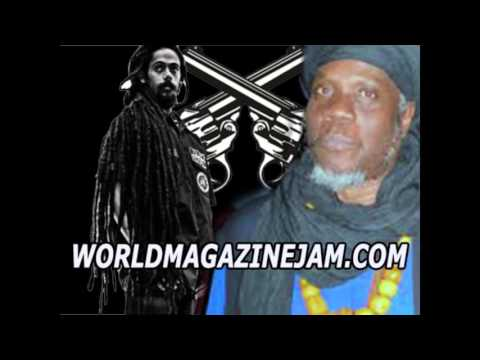 Mutabaruka Reads The Lyrics Of Damian Marley Gunman World