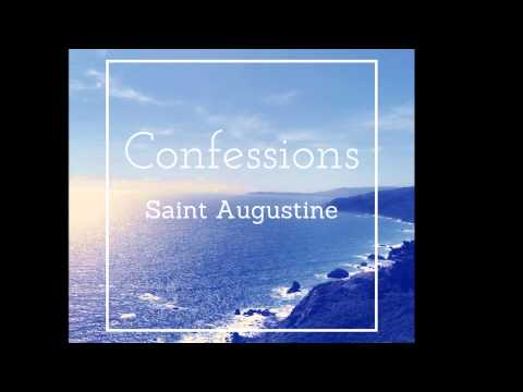 The Confessions of St Augustine of Hippo - Book 3 ch 1-7 (Audio Book)