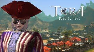 【PC:Tera Online】- Part 1 : The Beginning!