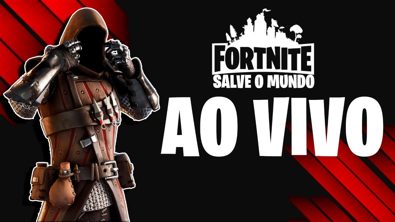 FORTNITE SALVE O MUNDO - AJUDANDO OS INSCRITOS!!!