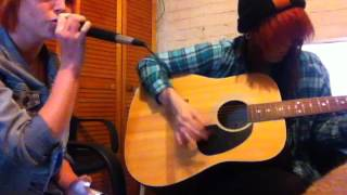 Crossing Paths: Thanks for the Memories acoustic cover