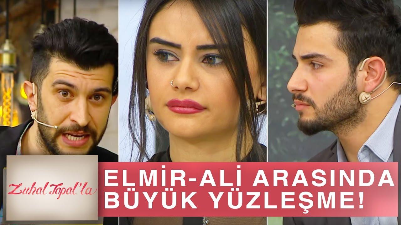 Zuhal Topal'la 164. Bölüm (HD)   İki Arkadaş Ali ve Elmir'in Büyük Yüzleşmesi!