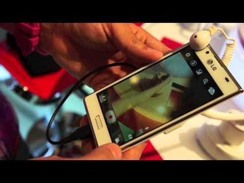 Preview LG Optimus L7 en México