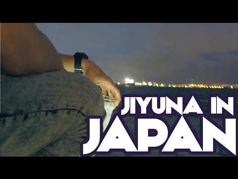 Jiyuna in Japan #13- Yokohama