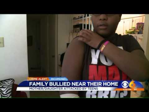 WATCH: Girl says bullies are demanding she wear more Air Jordans
