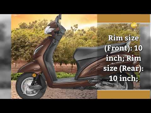 Honda launched Activa 5G in India, Prices start at ₹ 52,460