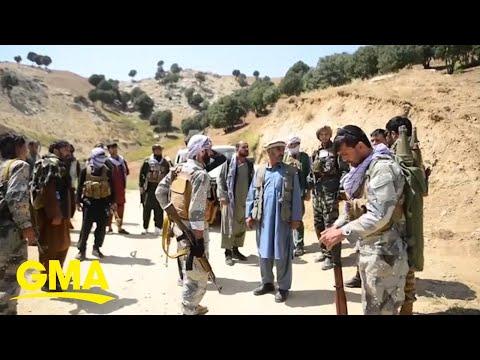 Taliban blocks plane from leaving Afghanistan l GMA