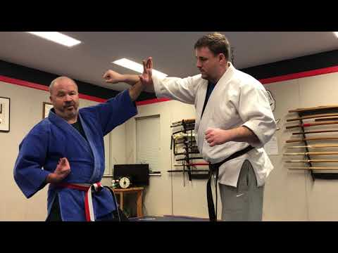 Aiki Jujutsu Basic Techniques Explained.
