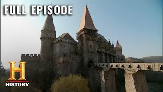 Dracula's Castle: Myth vs. Reality | Cities of the Underworld (S1, E11) | Full Episode | History