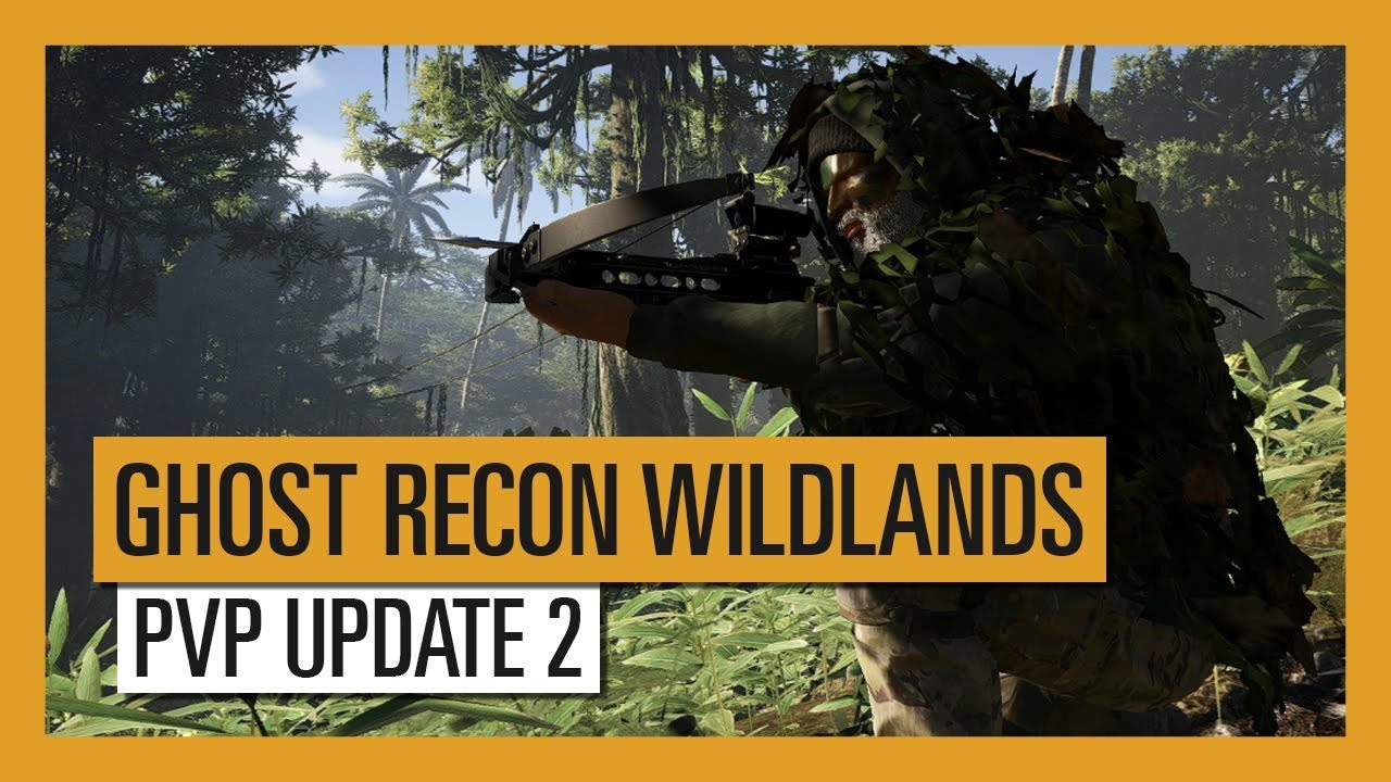 GHOST RECON WILDLANDS: PVP Update 2 - Jungle Storm