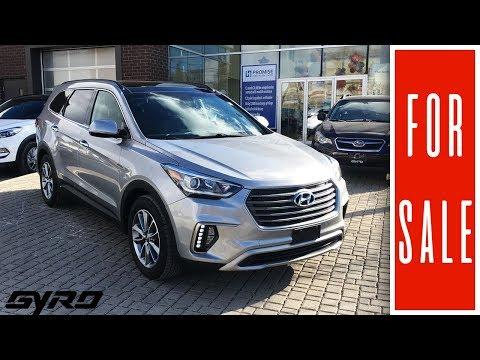 2017 Hyundai Santa Fe XL Luxury - - Pre Owned Gyro Special