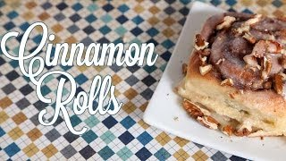 The Domestic Geek: Cinnamon Rolls Recipe