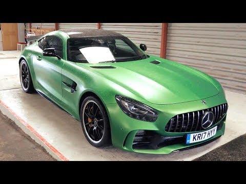 Mercedes Amg Gt R Walkaround Top Gear