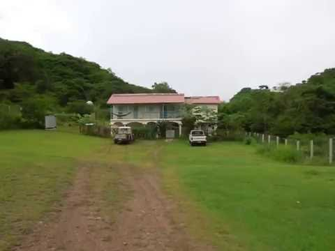 Nicaragua Off-grid house for sale! solar power 2 story 4 bed/2 bath self sufficient