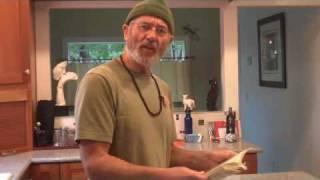 Maple Walnut Vegan Scones: Part 1: Intro