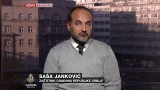 Saša Janković o kampanji koja se vodi protiv njega