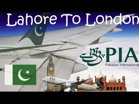 ✈FLIGHT REPORT✈ PIA Pakistan International Airlines, Lahore To London, Boeing 777-340ER, PK757