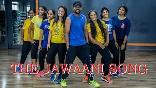 The Jawaani Song – Student Of The Year 2    DANCE FITNESS WITH SATISH