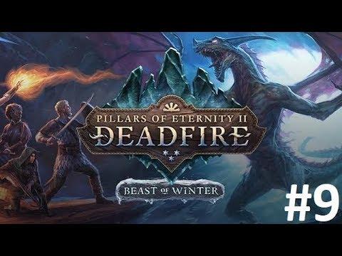 """""""Pillars of Eternity II: Deadfire - Beast of Winter"""" (DLC) #9 Zatopiona Korona  """