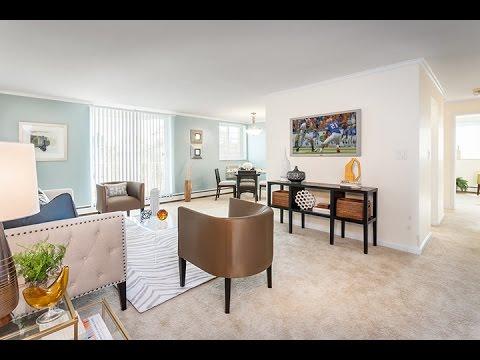 Ridgecrest Village Apartments, West Roxbury MA: Apartment Tour