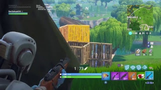 PLAYING WITH THE NEW MYSTERIOUS SKIN** IN /FORTNITE BATTLE ROYALE