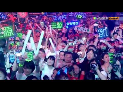 TFBOYS青春励志歌曲《样 YOUNG》 梦想就要多姿多彩!