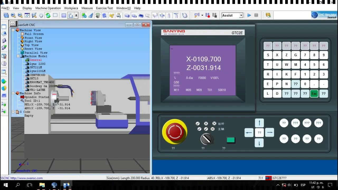 Crack swansoft cnc simulator 7 1