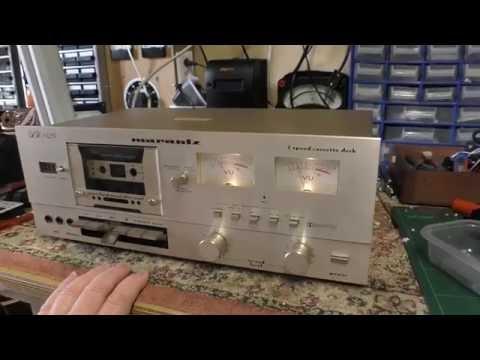 Marantz SD1020 Cassette Deck Repair