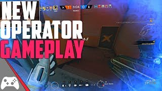 Siege New Operator Gameplay! | Finka And Lion Gameplay | Siege Operation Chimera Gameplay