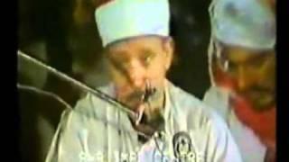 تلاوة من باكستان سورة الحاقة - ج2 - l الشيخ عبد الباسط