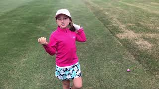 Ally on the Course - Fairway and Rough (Spring 2021)