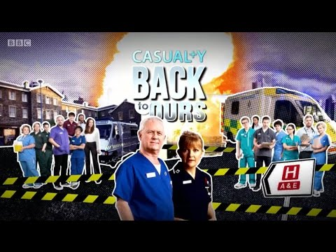 Casualty - Back To Ours With Derek Thompson And Cathy Shipton