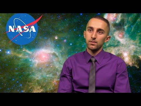 Javier Rojas' NASA Internship