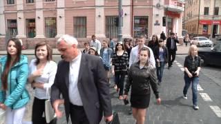 Чернівці відзначили День Європи