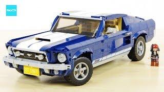 レゴ クリエイター エキスパート フォード マスタング 10265 / LEGO Creator Expert Ford Mustang