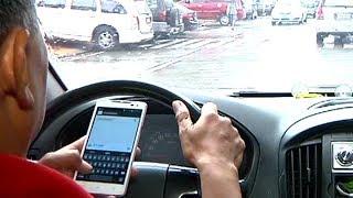 IRR ng Anti-Distracted Driving Law dapat munang pag-aralan bago ipatupad — road safety expert